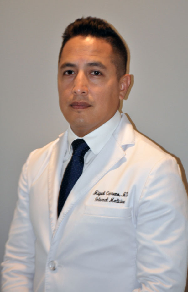 Miguel A. Carreno , MD Primary Care Provider - Advanced Cardiology & Primary Care
